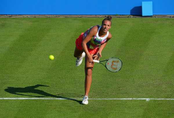 WTA Debut at Open for Loughborough College player