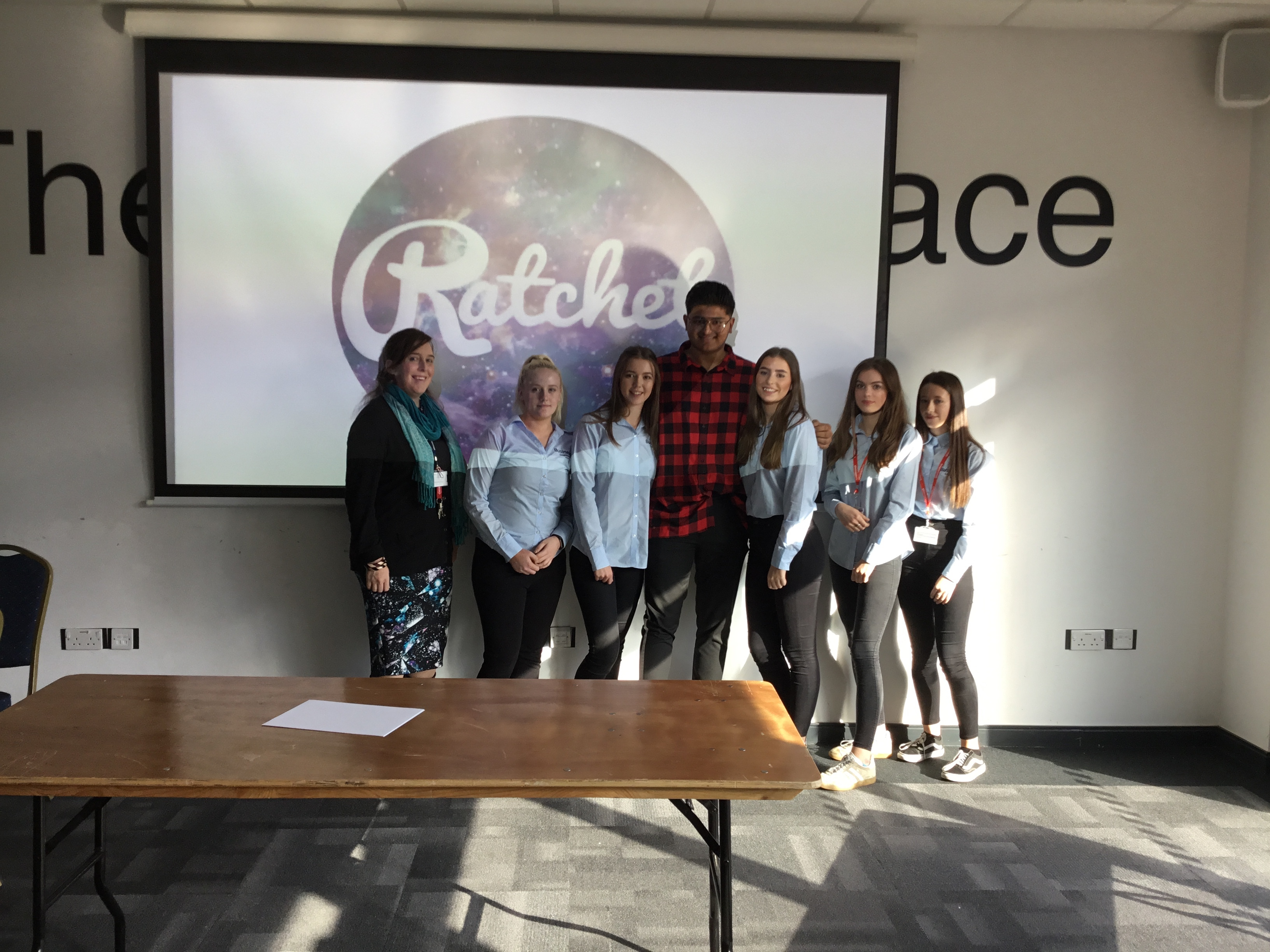 Clothes designer to the stars inspires Loughborough College students