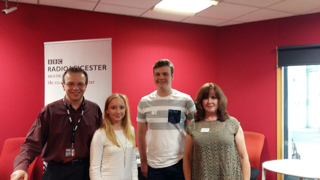 BBC impressed with Loughborough College audition success for The Voice - and student performance live on air