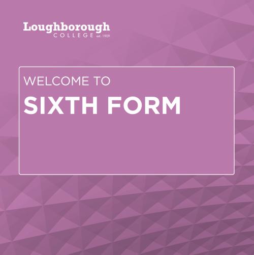 Sixth Form - A Levels