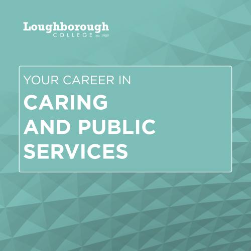 Caring & Public Services