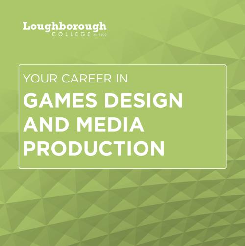 Games Design & Media Production