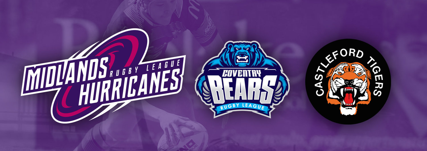 Super League and League One clubs back Midlands Hurricanes Academy launch with Loughborough College