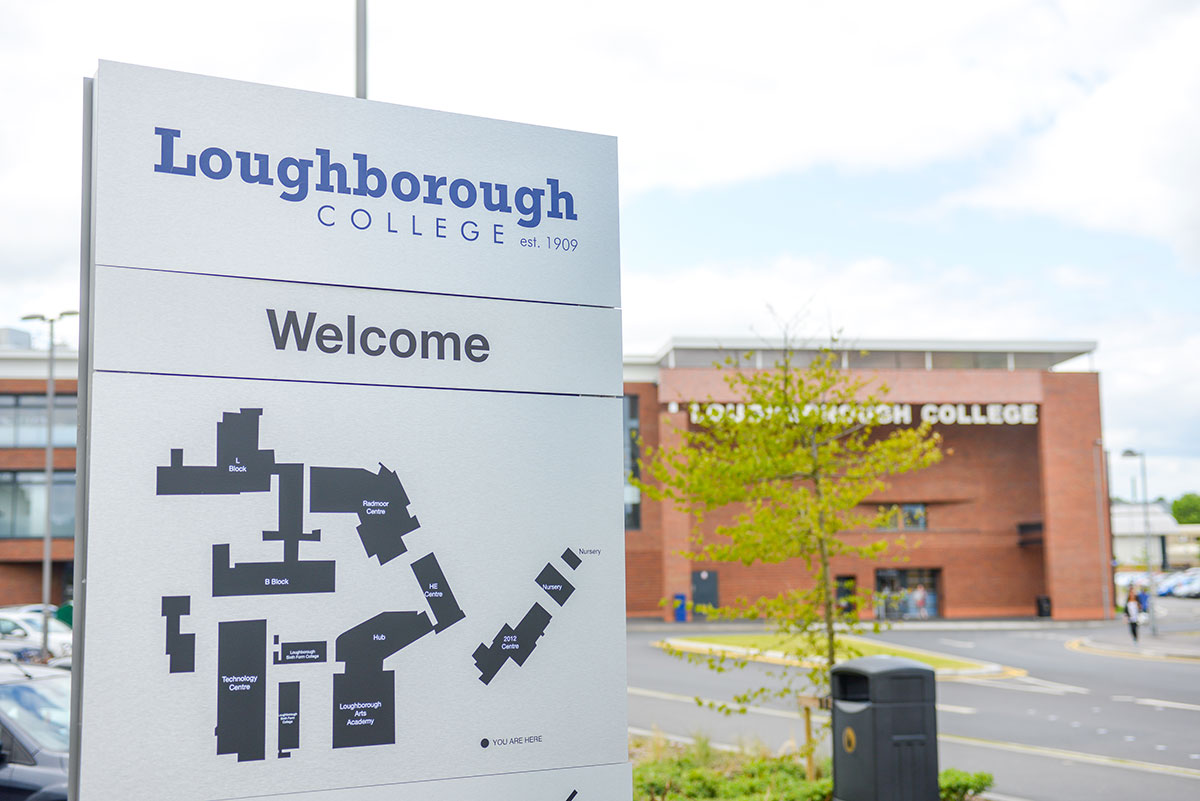 Health Wellbeing And Inclusion Loughborough College