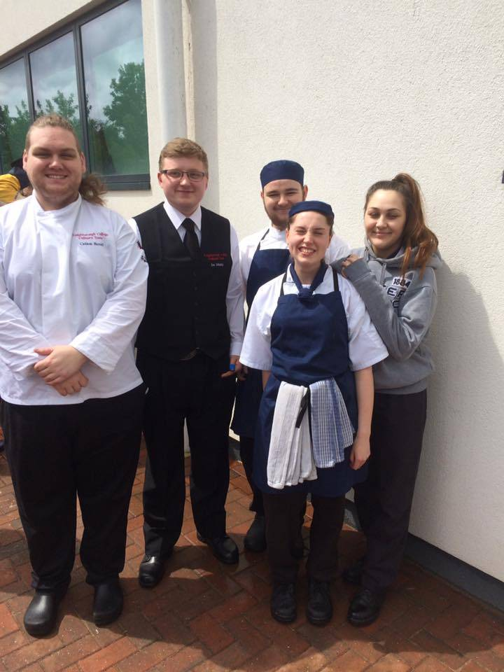 Ten medal haul best ever for Loughborough College chefs at national competition