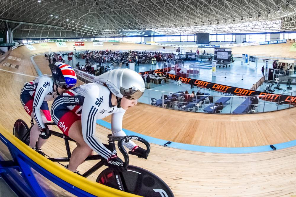 Loughborough College cyclist Sophie Thornhill gets call up for Rio