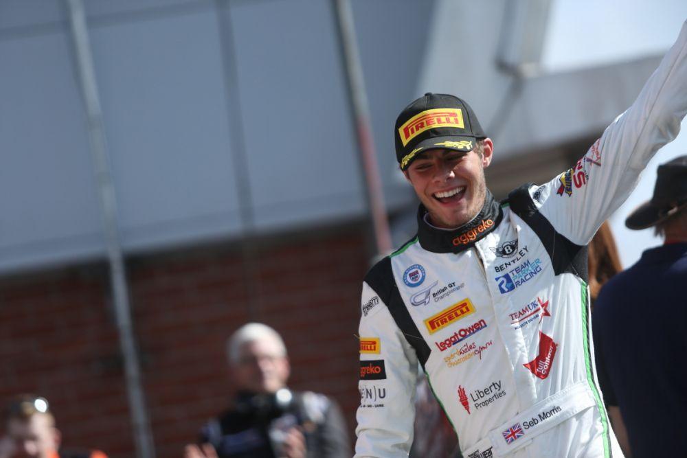 Winning Loughborough College driver earns prestigious Daytona race spot