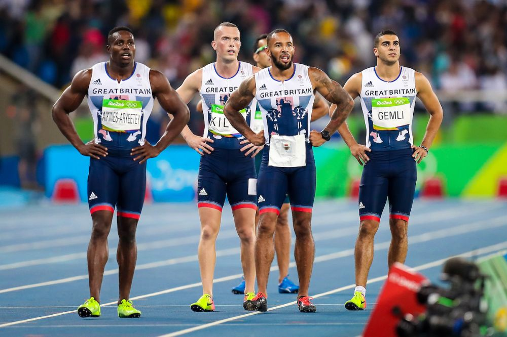 Rio 2016: Kilty says team ran their hearts out