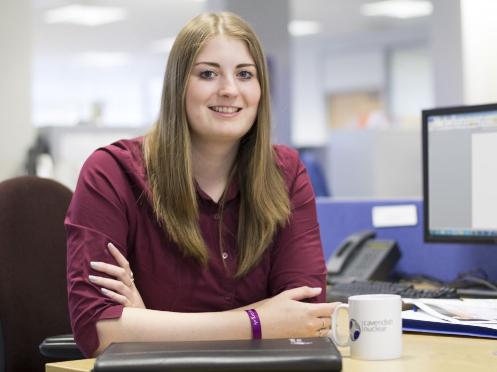 Apprentice from Loughborough College named amongst Telegraph top fifty UK women engineers