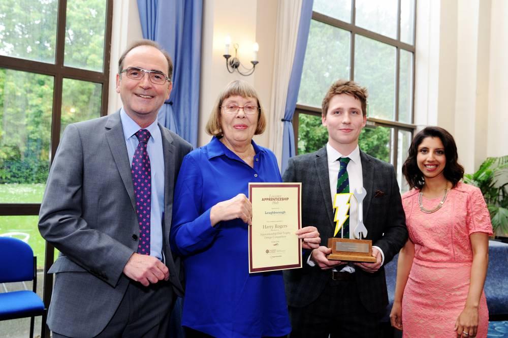 Loughborough College apprentices celebrated at special graduation ceremony