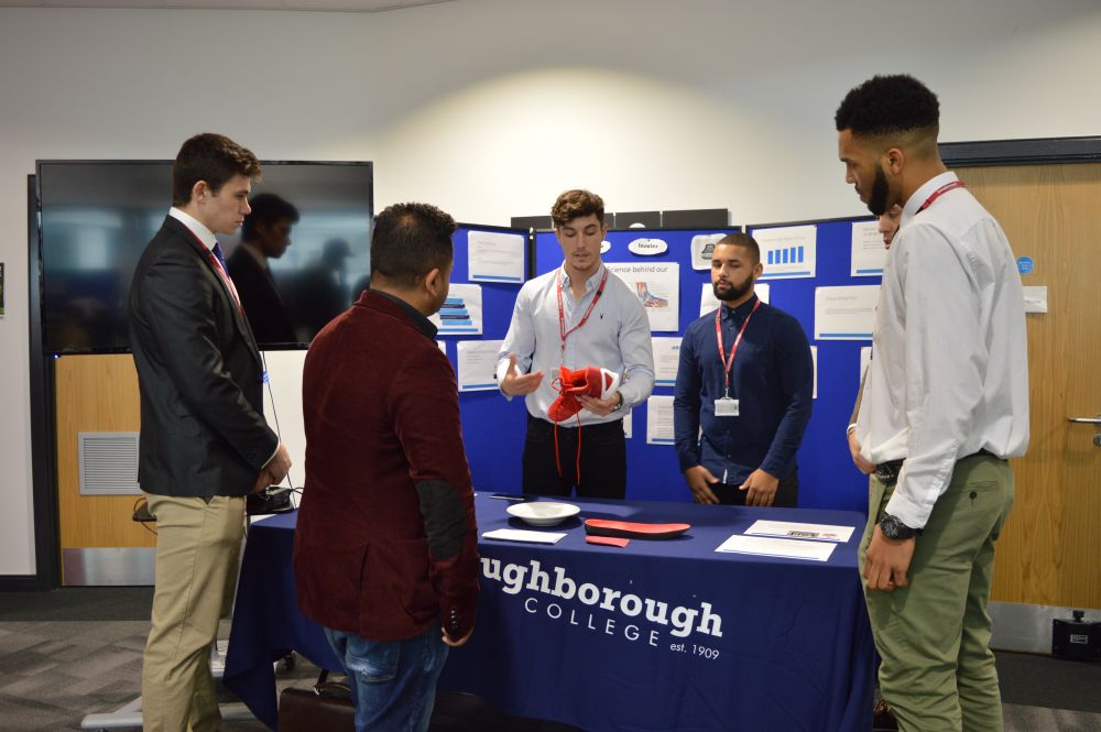 Loughborough College launches battle for national enterprise crown with major event