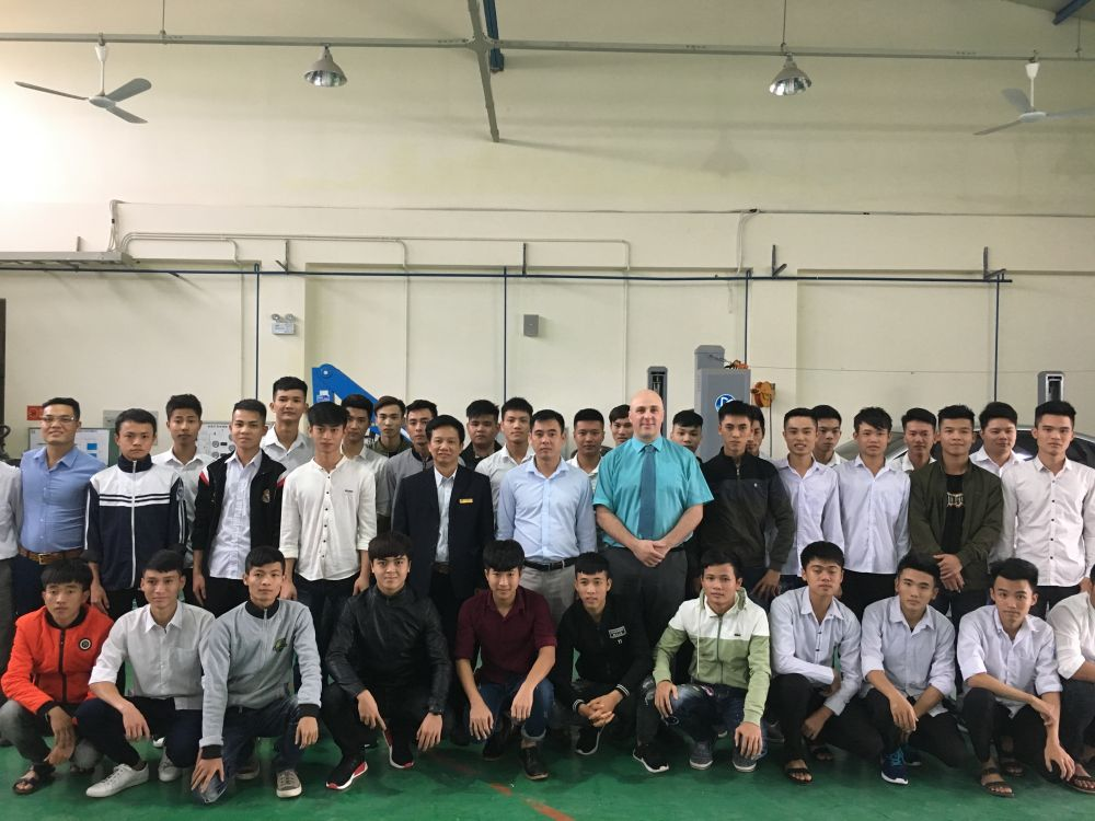 International success builds for Loughborough College in Vietnam