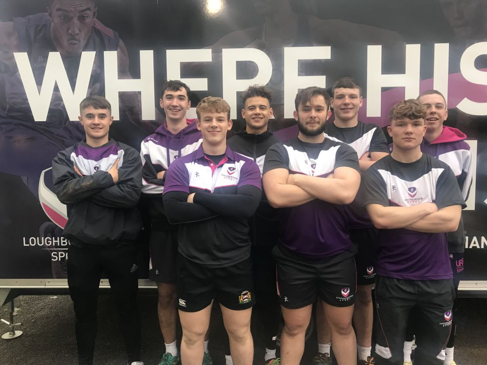 Loughborough College celebrates as rugby honours continue to grow