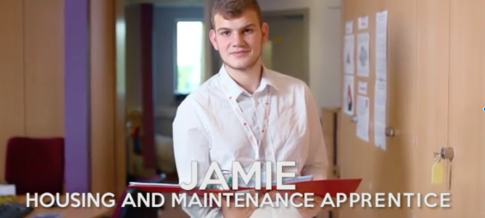 You tube highlights success of Loughborough College apprentice