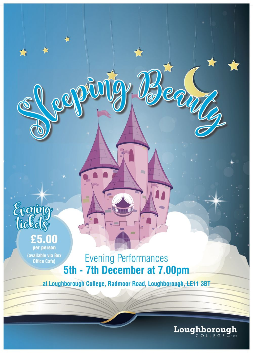 Panto set to delight with family fairytale favourite at Loughborough College