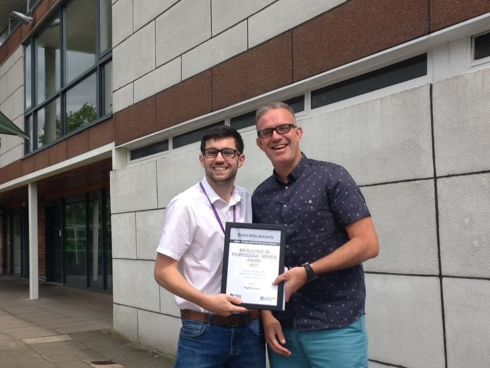 Excellence award for Loughborough College apprentice