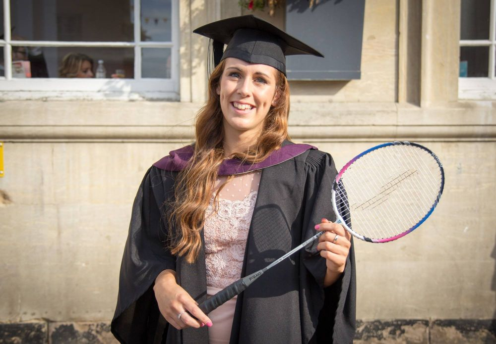 Commonwealth Games spot for athlete from Loughborough College