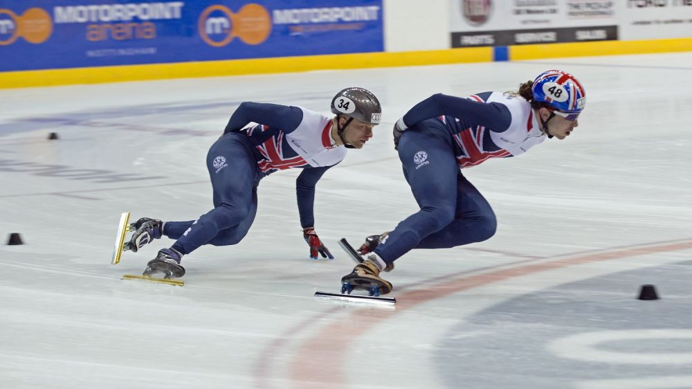 Winter Olympic Games selection for Loughborough College students