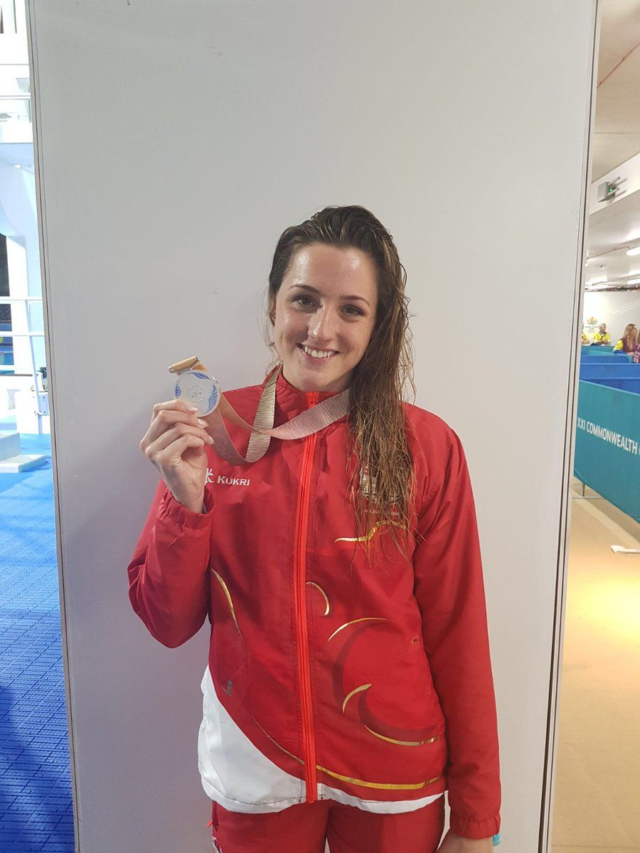 Commonwealth Games 2018: Four medals for athletes from Loughborough College on day three