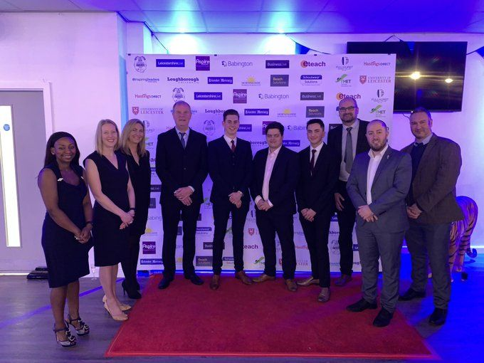 Loughborough College take Apprentice of the Year title at 2019 Education Awards