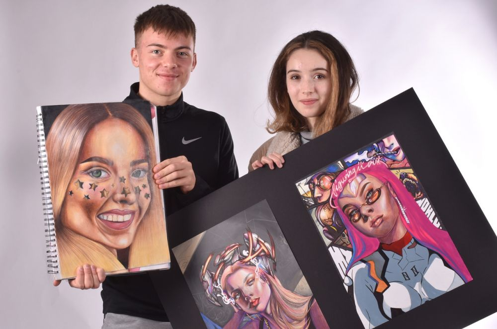 Loughborough College students set to share creative talents