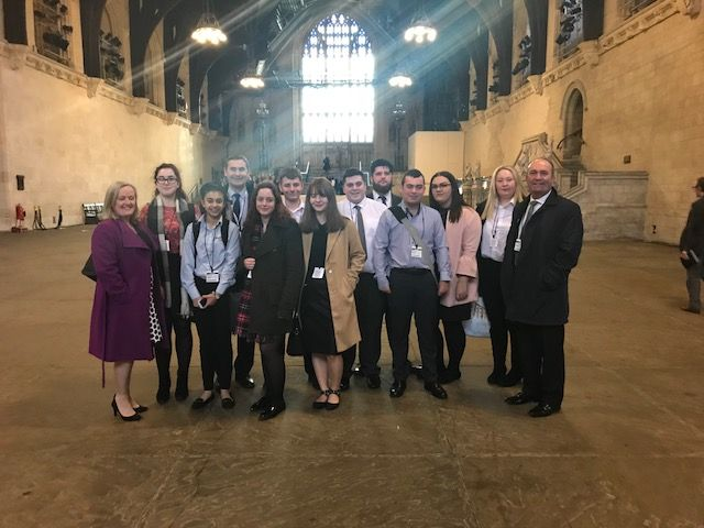 Loughborough College invited to House of Lords