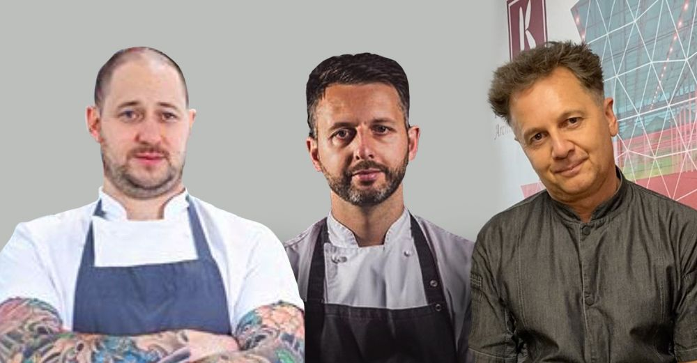 Michelin star chefs inspire Loughborough College students with personal messages