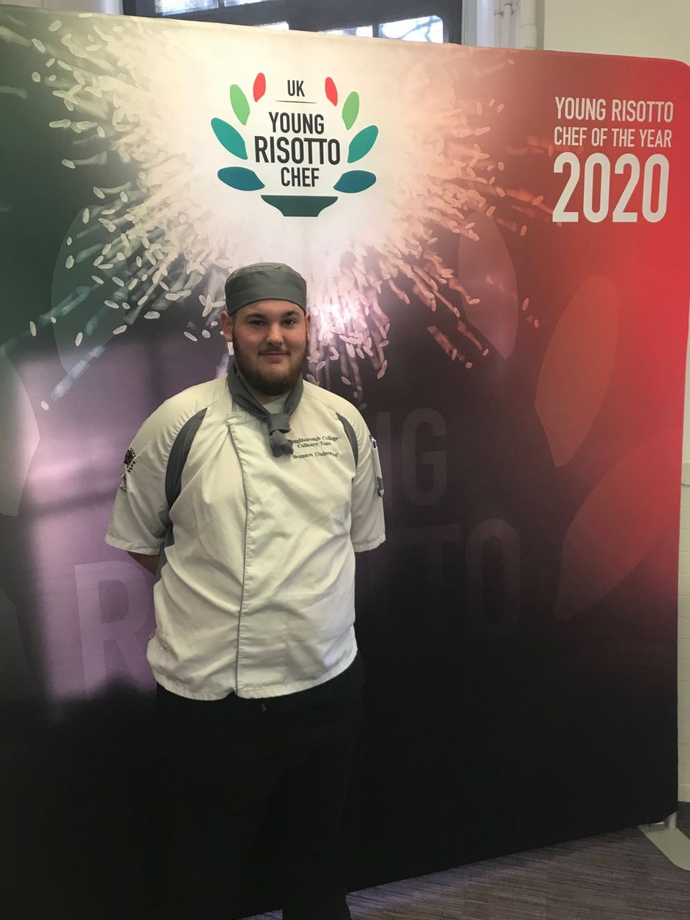 Special prize goes to Loughborough College chef at Riso Gallo national finals