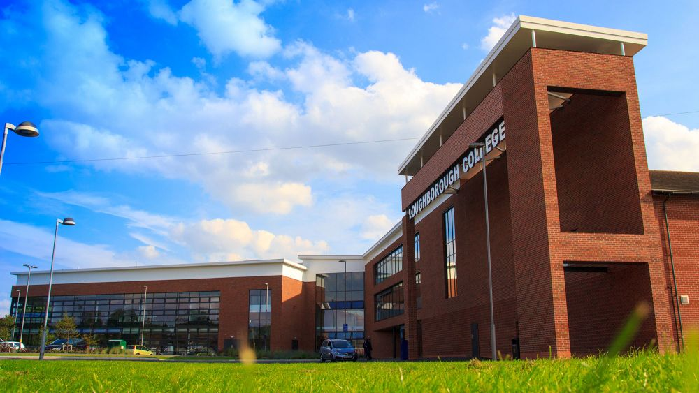 Loughborough College set for phased return to campus