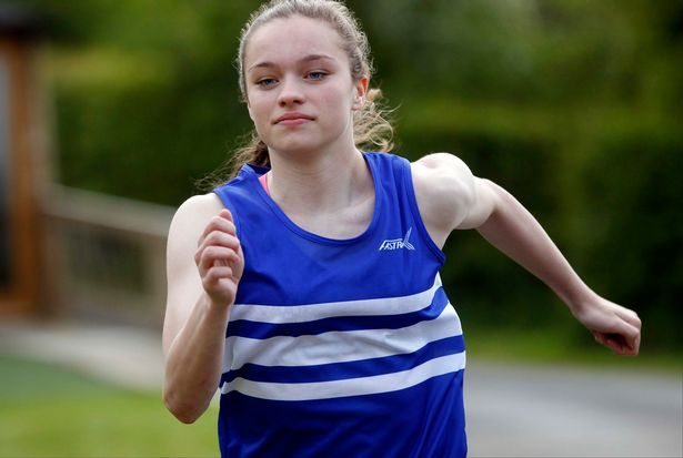 Loughborough College sprinter competes for Deaflympics GB team