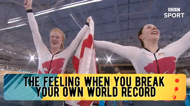 Commonwealth Games 2018: Second gold and world record for Sophie Thornhill
