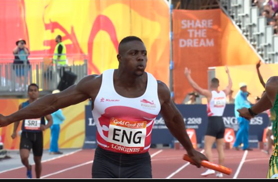 Commonwealth Games 2018: Relay gold for England