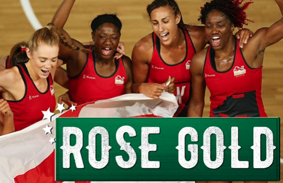 Commonwealth Games 2018: Historic gold for England netballers