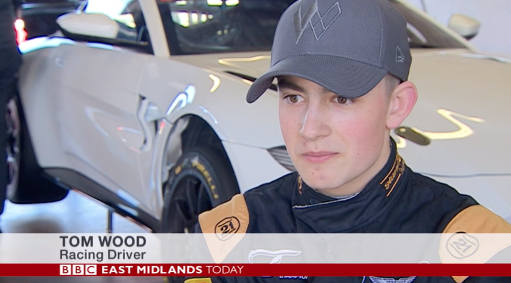 BBC TV highlights unique Motorsport UK programme at Loughborough College