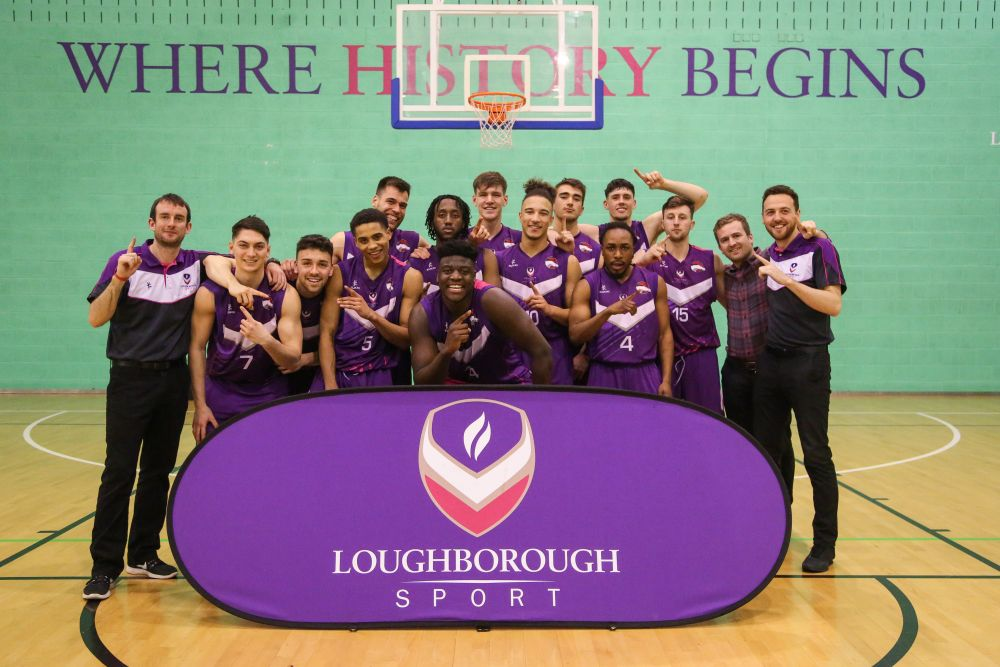 Loughborough College celebrates incredible year for basketball