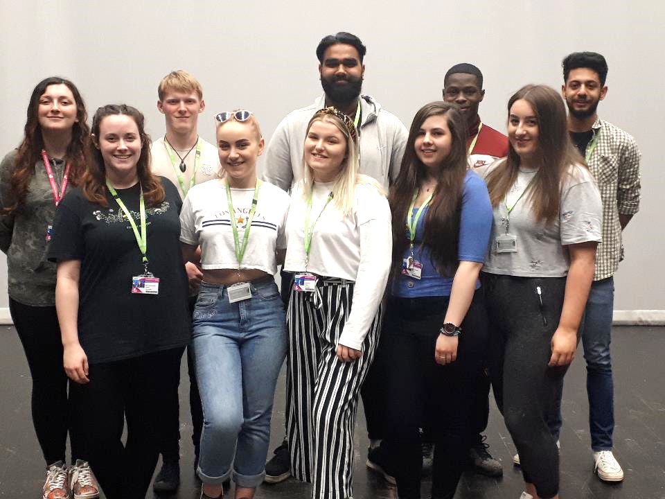 London and Bollywood beckon for Roby as Loughborough College talented drama dozen head for success