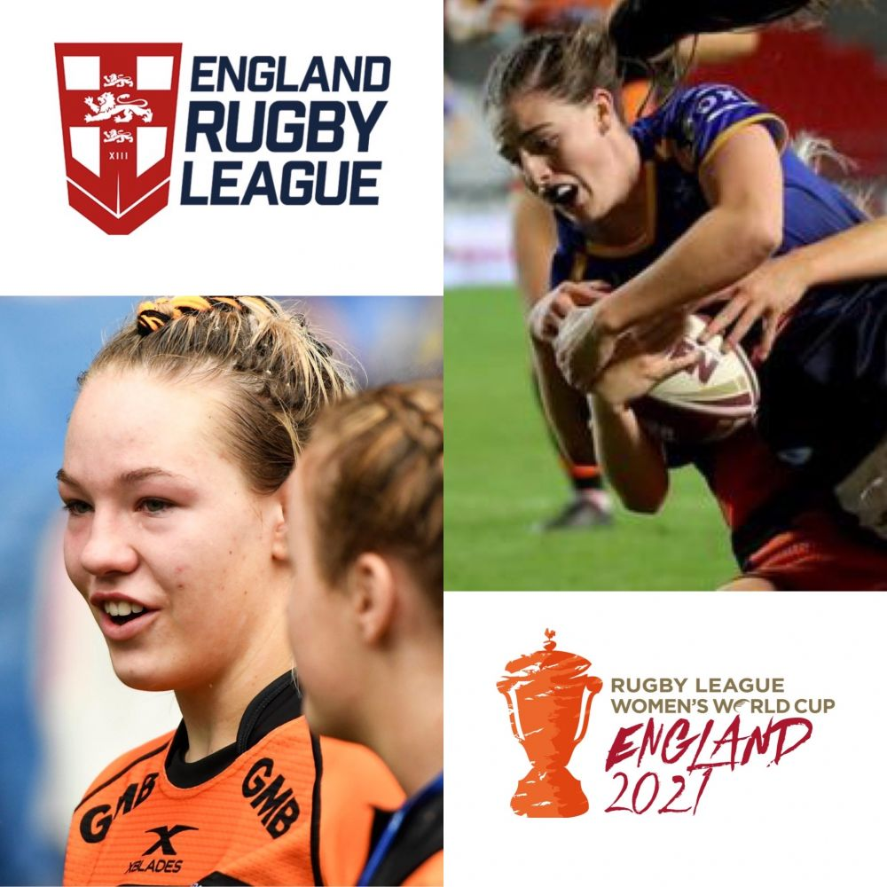 Loughborough College rugby players called up to England Women squad