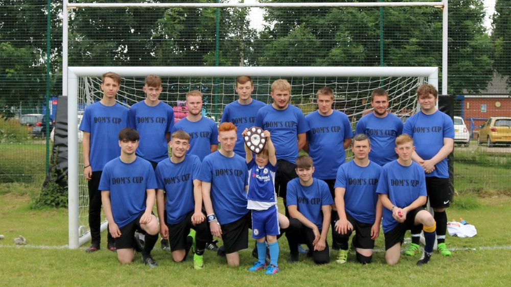Loughborough College raises funds and awareness as Dom's Cup tribute returns