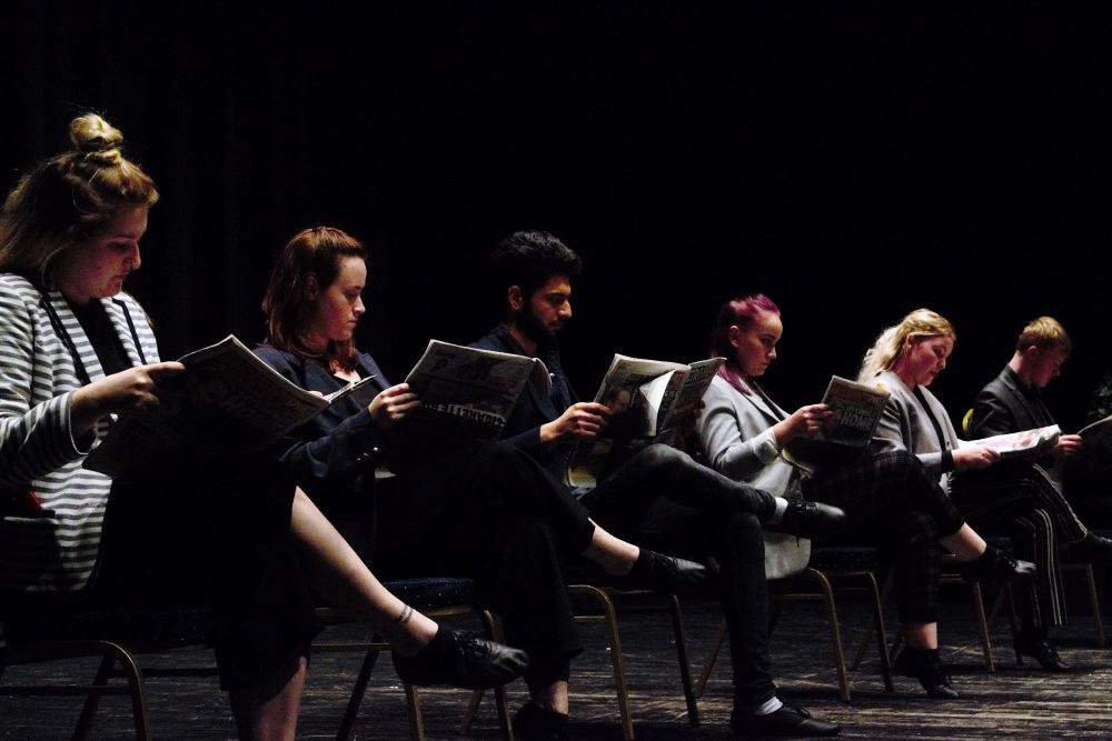 Young directors make an impact with debut at Loughborough College
