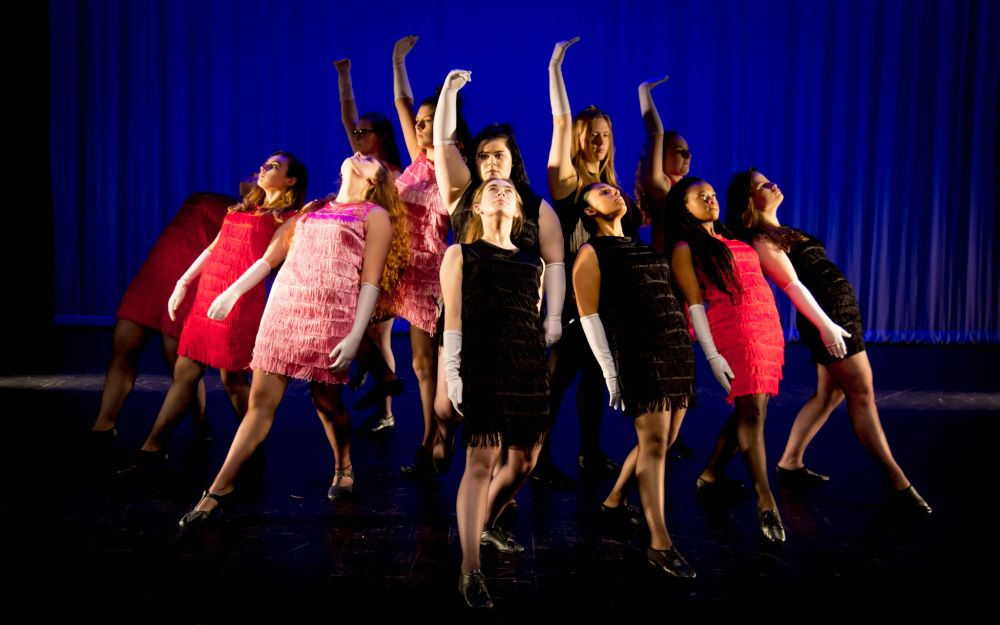 Variety extravaganza is a seaside special hit at Loughborough College