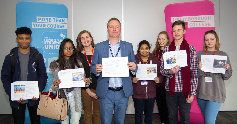 Equality and diversity guide launched at Loughborough College