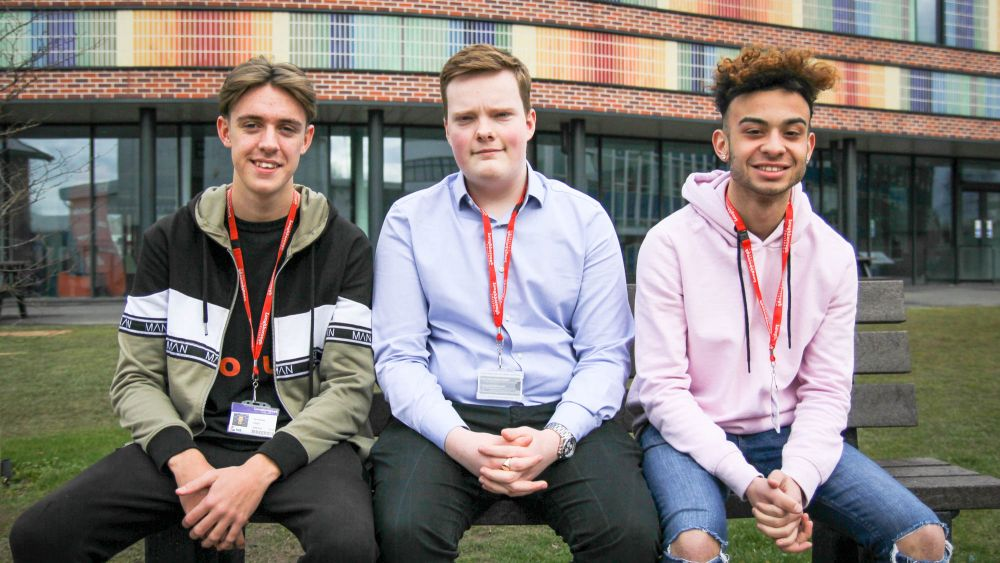 Loughborough College student receives job offer after impressive work experience performance