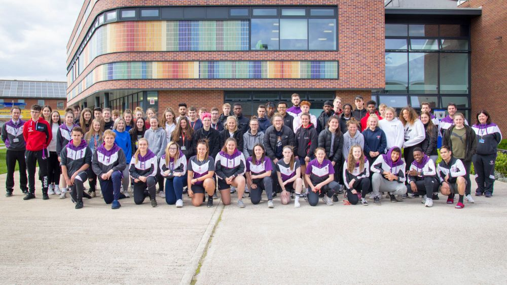 Major sport National Championship names largest ever Loughborough College team 'one to watch'