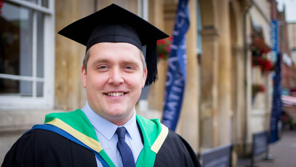 Award-winner pays tribute to Loughborough College degree career boost