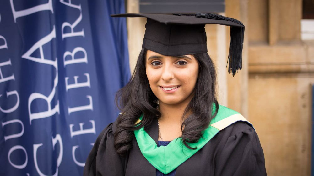 First Class Honours and top award for Loughborough College graduate Jyoti