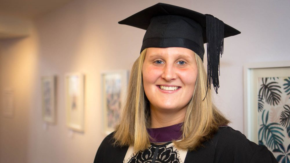 Sport Student of the Year title for Loughborough College First Class Honours graduate Emily