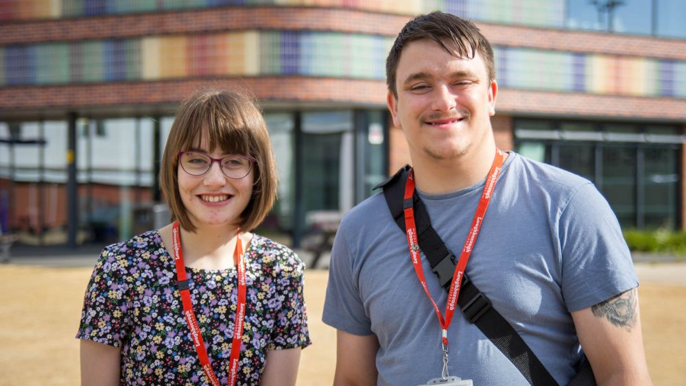 Loughborough College Supported Internship programme goes from strength to strength
