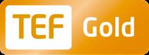 TEF Gold Logo